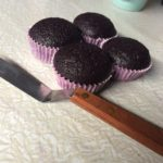 That Color Purple: Ube Cupcakes